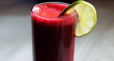 Beet Ginger and Carrot Juice