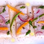 Swordfish Ceviche