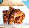 Sesame Chicken Buffalo Wings