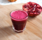 Cranberry Pomegranate and Ginger Juice