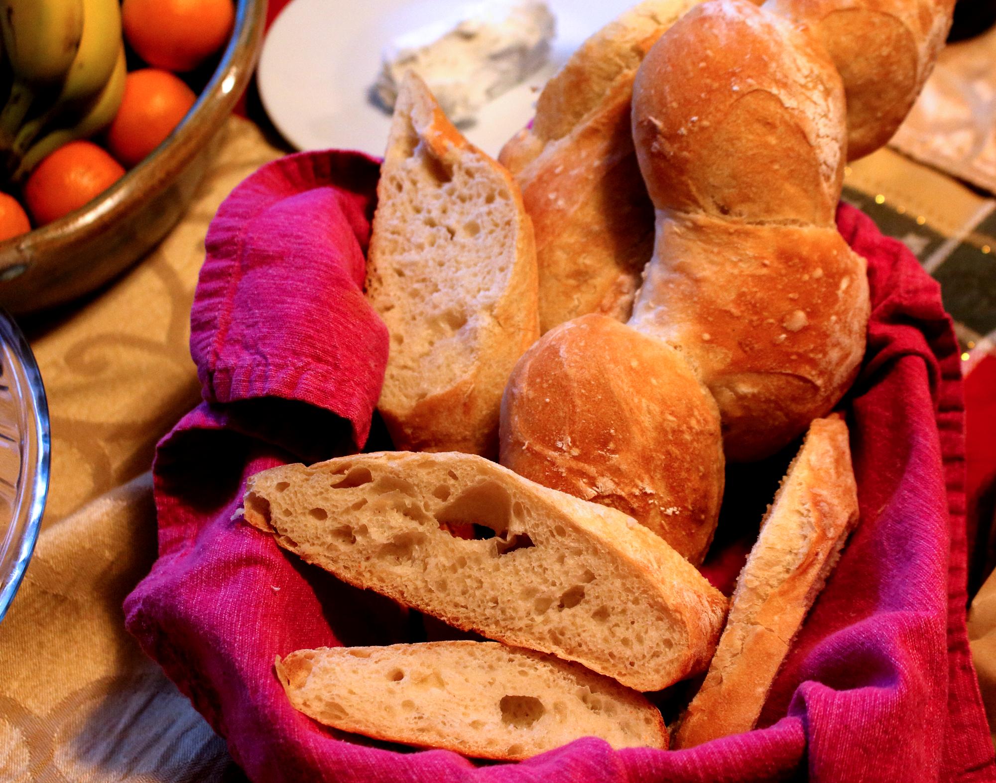 Overnight Bread