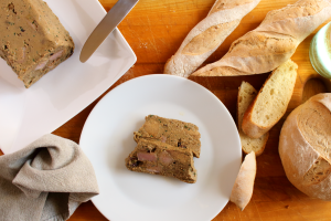 Chicken and Ham Country Pâté