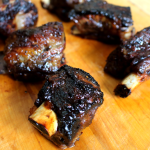 Beer Brined Barbecued Short Ribs