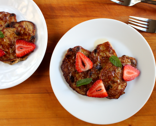 Oatmeal Raisin and Banana Fritters