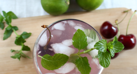 Cherry Mint Limeade